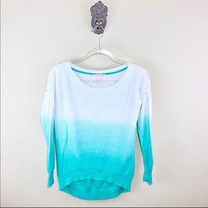 Victoria's Secret Ombre Sweater